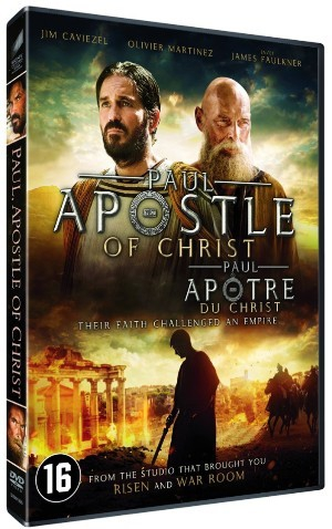 Grote afbeelding Paul, Apostle of Christ